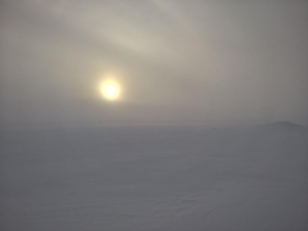 Polarkreisueberquerung
