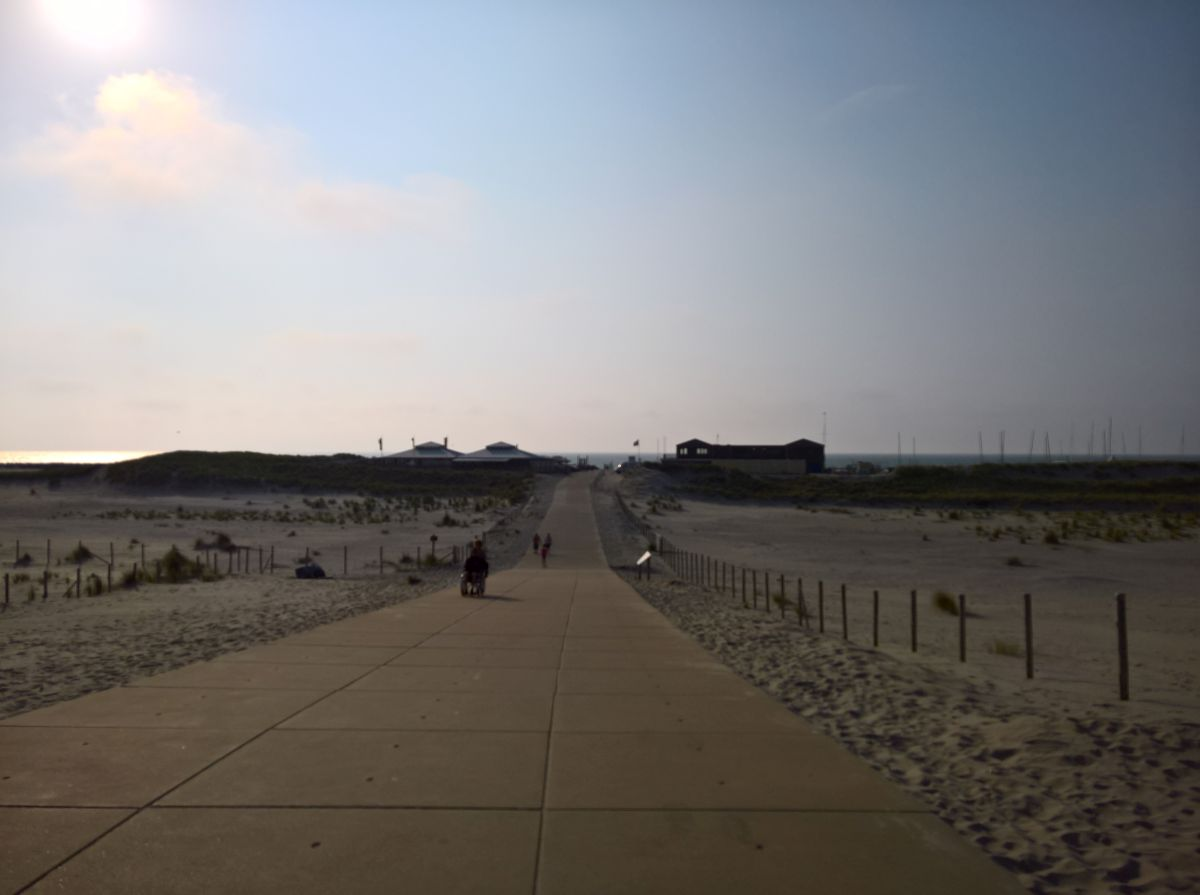 Strandzufahrt